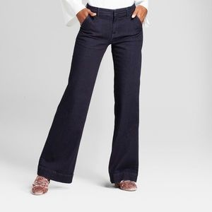 A New Day Flare Denim Trousers/Jeans
